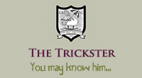 The Trickster - Typography